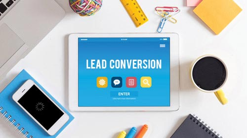 Nurture Visitors into Leads