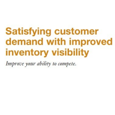 Satisfying customer demand with improved inventory visibility